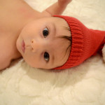 Ezras First Christmas 4