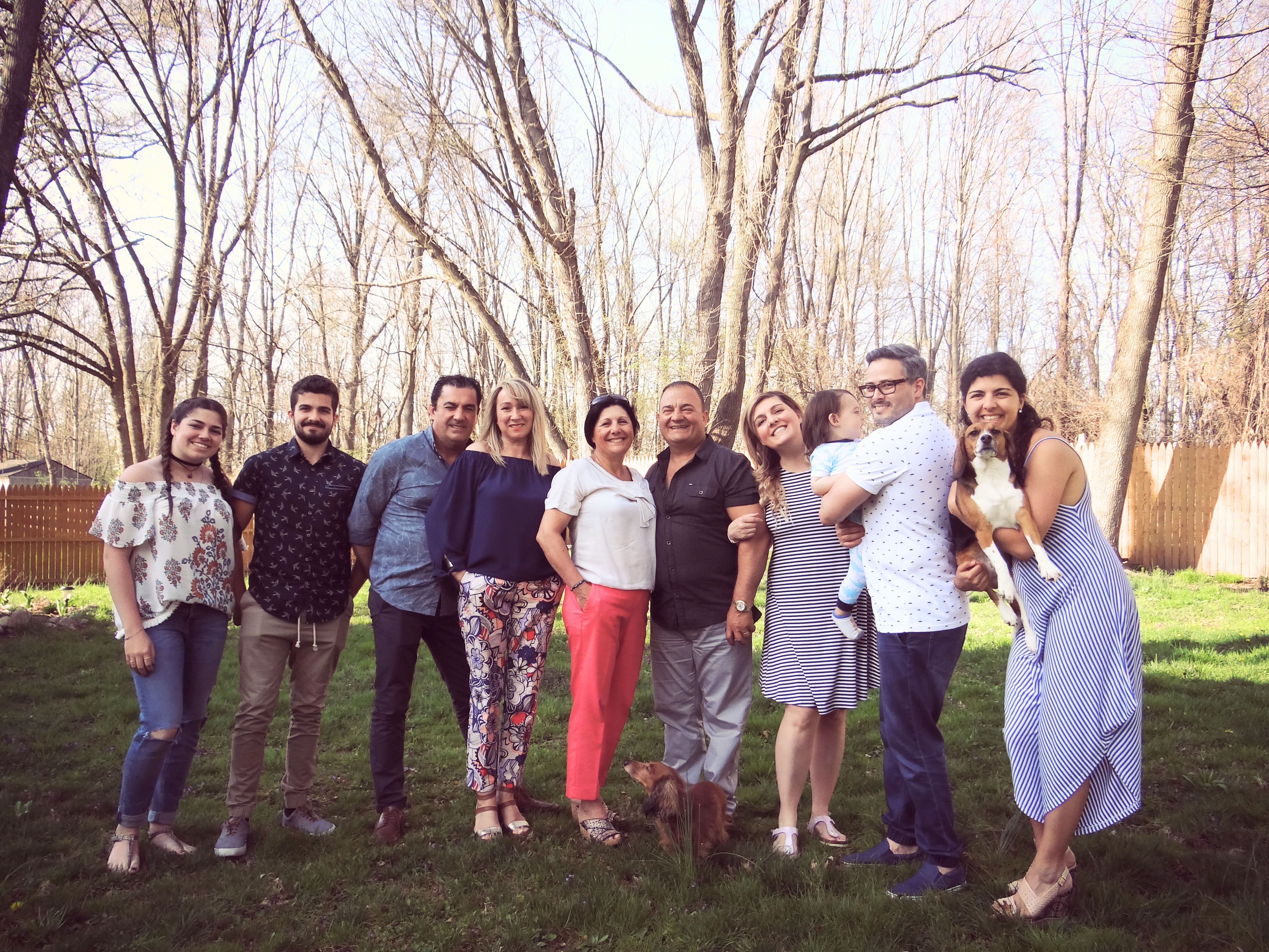 Easter Family 2017